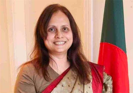 ব্রুনাইয়ে বাংলাদেশের প্রথম নারী হাইকমিশনার সুমনা