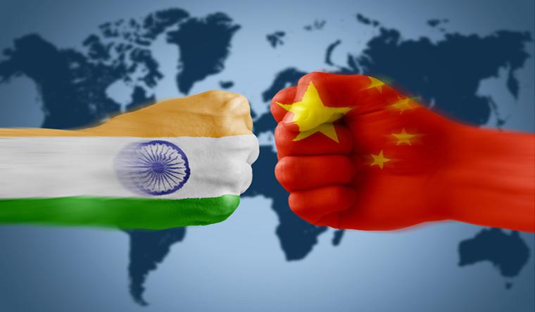 ভারত-চীন সামরিক উত্তেজনা সহিংস সংঘাতে রুপ নিয়েছে