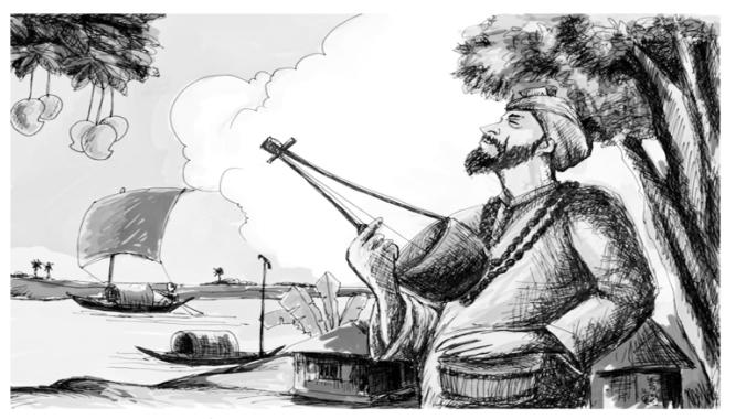 বাউলগানে বঙ্গবন্ধু