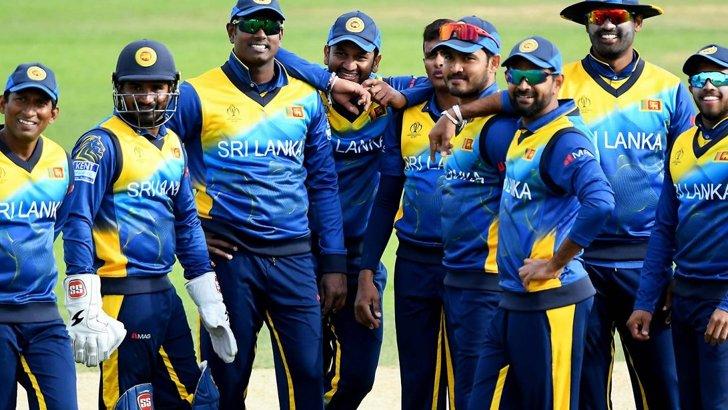 তিন ওয়ানডে খেলতে ঢাকায় শ্রীলংকা ক্রিকেট দল