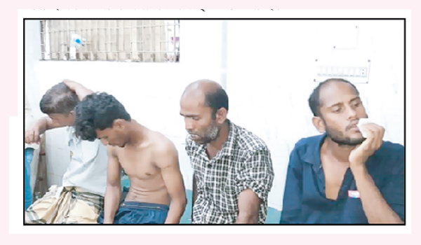 হবিগঞ্জে জমি নিয়ে বিরোধে 'টেটাযুদ্ধ' ।। আহত ৪০