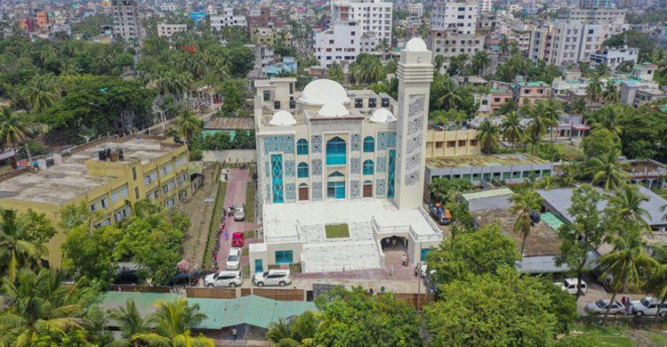 ৫০টি মডেল মসজিদ উদ্বোধন করলেন প্রধানমন্ত্রী