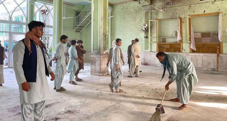 আফগানিস্তানে মসজিদে বোমা হামলা, নিহত ৩৩